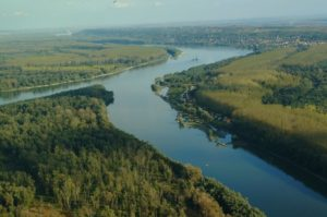 Ušće Drave - Zajednica ŠRD Osijek